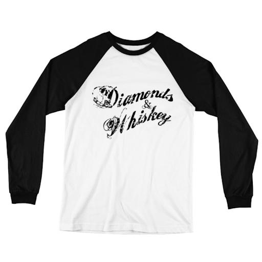 DW Long Sleeve Baseball T-Shirt