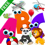 ABC for Kids/Toddlers learn alphabets letters game Icon