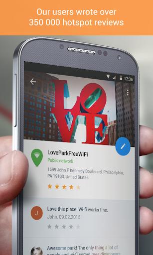 osmino Wi-Fi: free WiFi screenshot 6