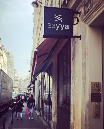 Entrèe Espace Sayya