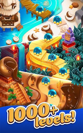 Crafty Candy – Match 3 Magic Puzzle Quest screenshot 4