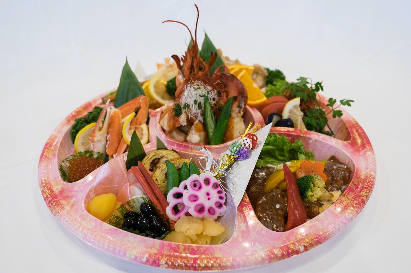 年末年始のミニおせち・オードブル・お寿司(2017年用)