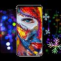 Colourful Wallpaper icon