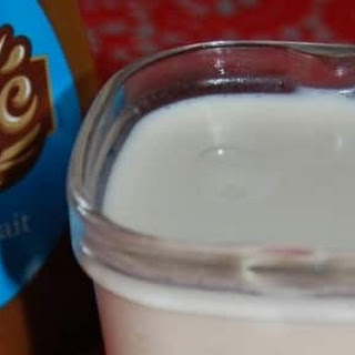 Dulce de Leche Yogurt.