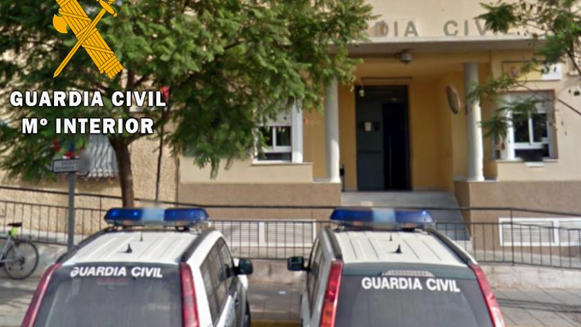 Puesto de la Guardia Civil de Vícar.