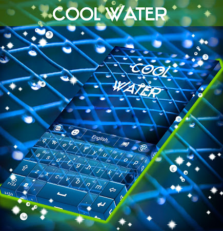 Cool Water Keyboard 1.224.1.81 screenshot 933393