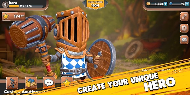 Big Helmet Heroes Apk Download For Android 2