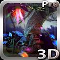Alien Jungle 3D Live Wallpaper icon