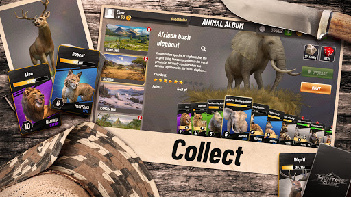 Hunting Clash: Animal Hunter Games, Deer Shooting modavailable screenshots 21