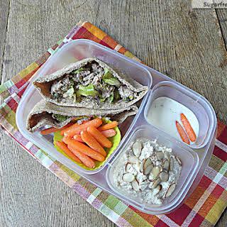Mayo Free Tuna Salad.