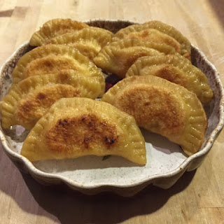 Potato & Cheese Pierogi