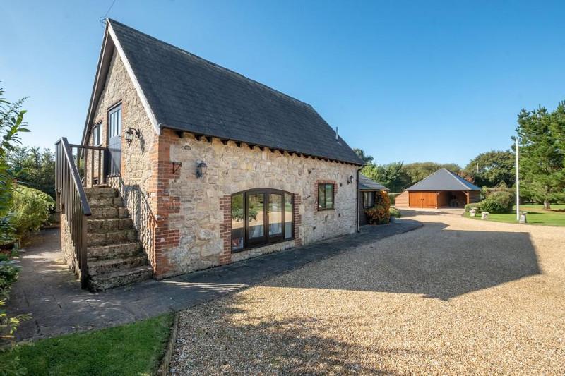 Granny annexe conversion of old barn