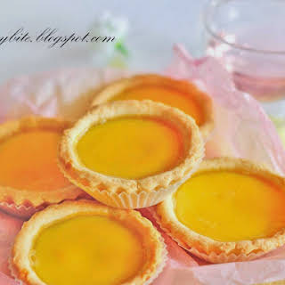 Egg Tart.