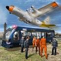 Airplane Prisoner Transport icon