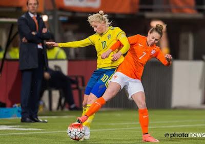 Manon Melis stopt met spelen voor Oranje Leeuwinnen