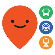 Moovit: Bus Times, Train Times && Live Navigation