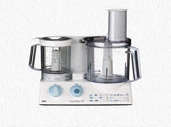 Chef's Note: if you are using a food processor, you don't have to be...