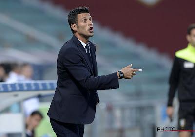 Fabio Grosso a été démis de ses fonctions