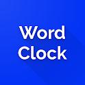 Simple Clock Widget - Word Clock icon