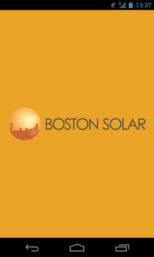 Boston Solar- screenshot