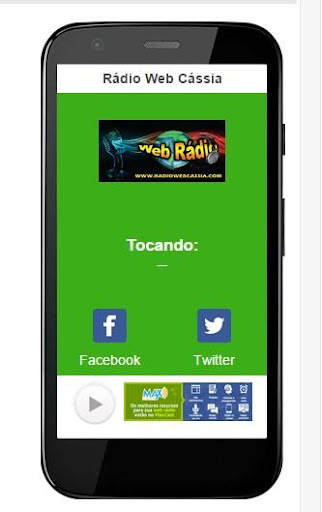 Rádio Web Cássia