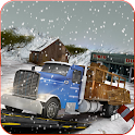 Snow Hill Offroad 4x4 Truck 3D icon