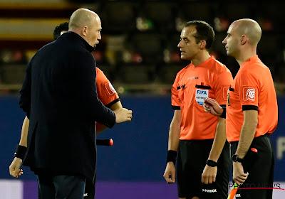 """Club Brugge had boodschap voor Boucaut: """"Dat heb ik rustig tegen de scheidsrechter gezegd"""""""