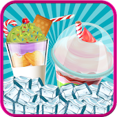 Ice Cream Soda Maker Game