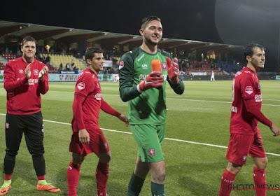 KV Kortrijk heeft Joël Drommel van FC Twente op de radar staan
