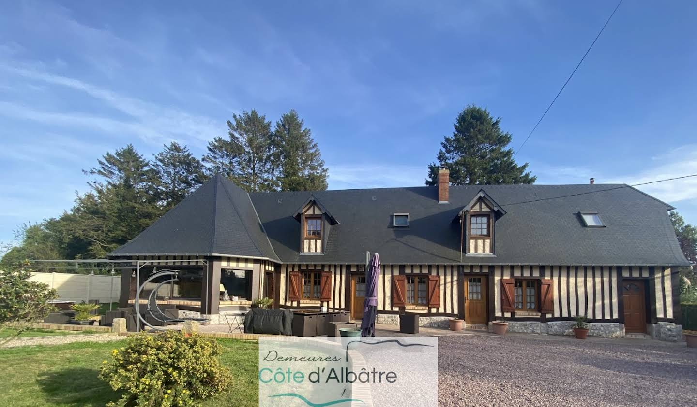 Maison avec terrasse Cany-Barville