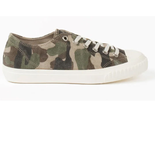Sneaky Steve Swing Low Canvas Dam Camo Stl: 38