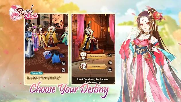 Royal Chaos–Enter A Dreamlike Kingdom of Romance
