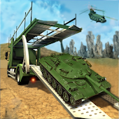 Offroad Army Truck Driving Game: Truck Simulator