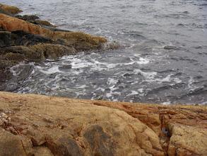 Photo: Sjøkant på Klokko