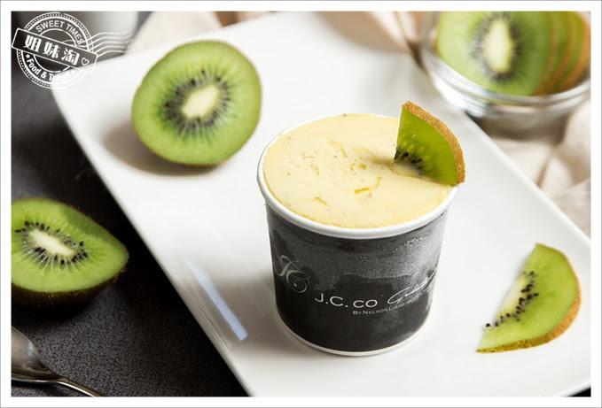 J.C. co kitchen高蛋白冰淇淋奇異果口味