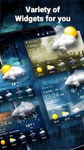 Local Weather Widget & Forecast 6