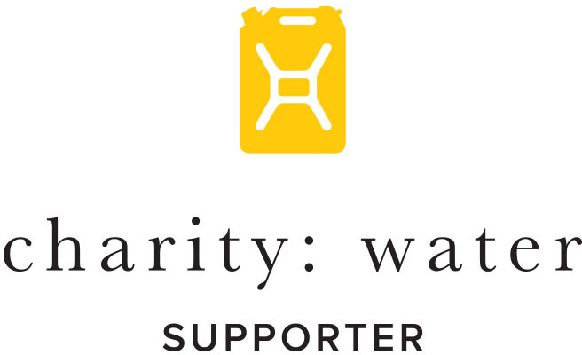 charity water supporter banner image