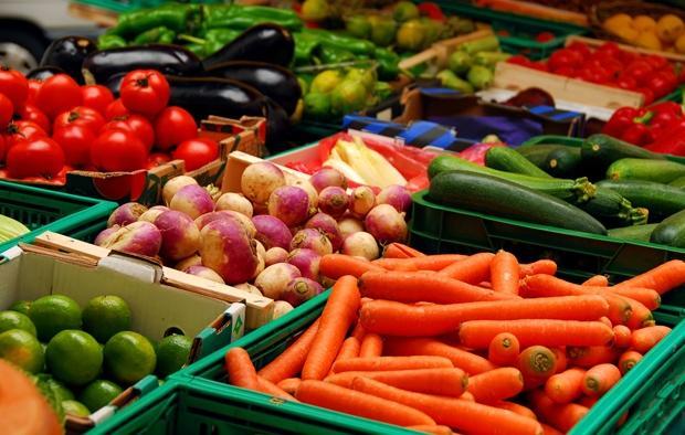 5. Cara Memilih Sayuran Segar - Sayur Organik