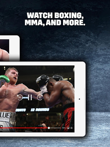 DAZN Live Fight Sports: Boxing, MMA & More 1.69.0 screenshots 9