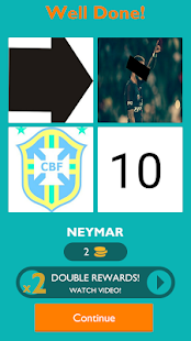 guess the footballer - náhled