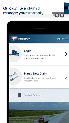 Freedom Shield Warranty 1.1.1 screenshots 1