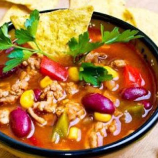 Taco Soup - 6 WW Smart Points.