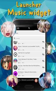 Usixhub Free music MP3 Player New 2018 - náhled
