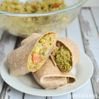 Guacamole Wrap Recipes.