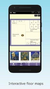 Musee Orsay Visitor Guide Screenshot