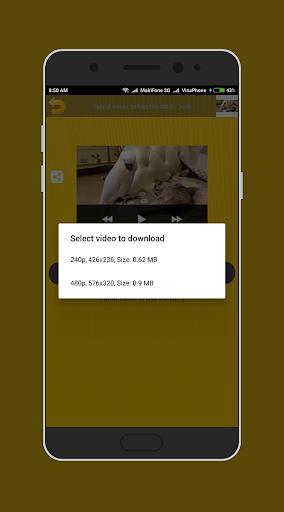 Video Downloader for Buzz 2 screenshots 8