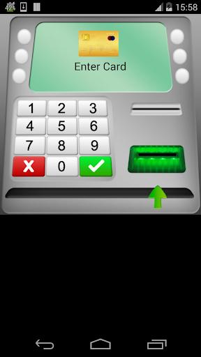 ATM現金とお金シミュレータ2