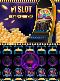 Mysterious Slot Machine Free- screenshot thumbnail