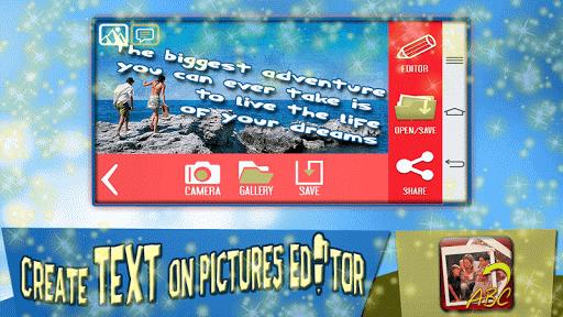 玩娛樂App|添加爱文本到图片免費|APP試玩