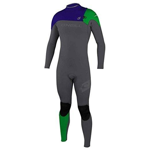 wetsuit man - O'neill Hyperfreak comp fullsuit 2/2
